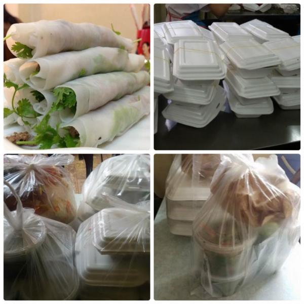 Địa chỉ ship đồ ăn uy tín Hà Nội