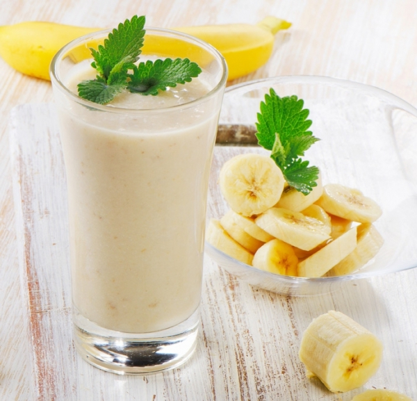 Sinh tố chuối sữa chua 30K